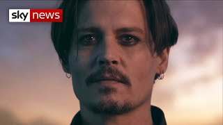 Women's groups have criticised dior for keeping johnny depp as the face of its sauvage aftershave.the fragrance maker's latest campaign features shamed ...