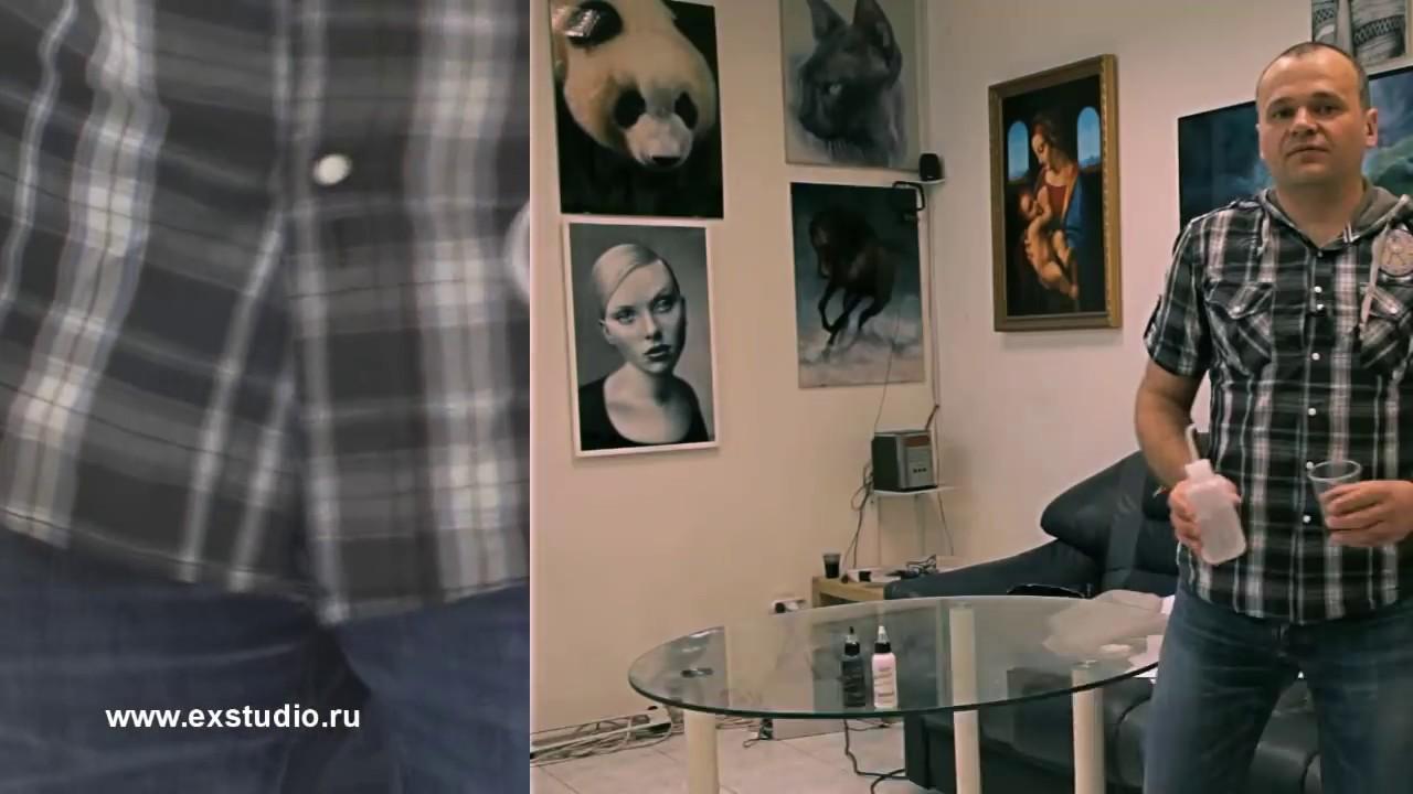 Акриловые краски для аэрографа | Наталья Боброва - YouTube