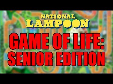 Game of Life: Senior edition || National Lampoon Final Edition Radio Hour