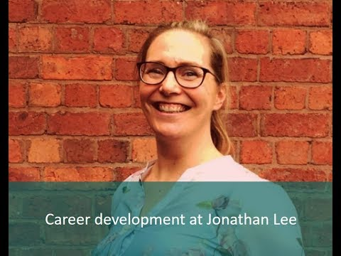 Career Development at Jonathan Lee