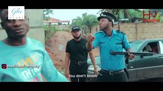 What i think about Nigerian Police - Madiba of Comedy