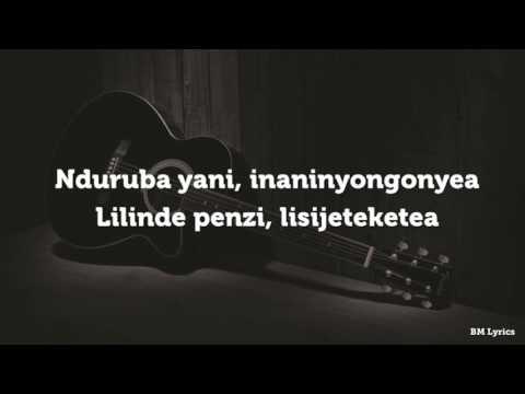 Rayvanny -  Chuma Ulete Official Lyrics