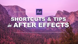 Top 5 Best After Effects Shortcuts and Time-Saving Tips