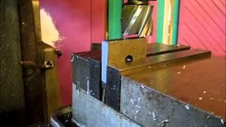 a new aloris bxa tool post for the rivett 1020