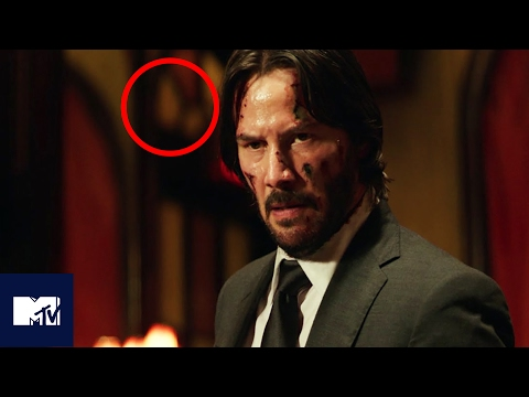 John Wick: Chapter 2 | Keanu Reeves Reveals Hidden Easter Eggs & Deleted Scenes | MTV