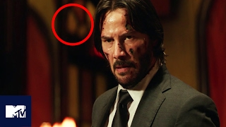 John Wick: Chapter 2 | Keanu Reeves Reveals Hidden Easter Eggs & Deleted Scenes | MTV Movies