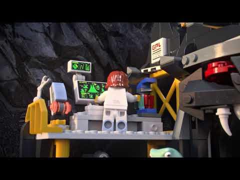 Secrets of Garmadon s Volcano Lair - The LEGO NINJAGO MOVIE - 70631 Product  Animation a506213e8