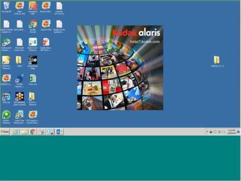 Simple Web Based Capture Webinar w Kodak Alaris