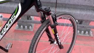 Kands Maestro - test roweru.