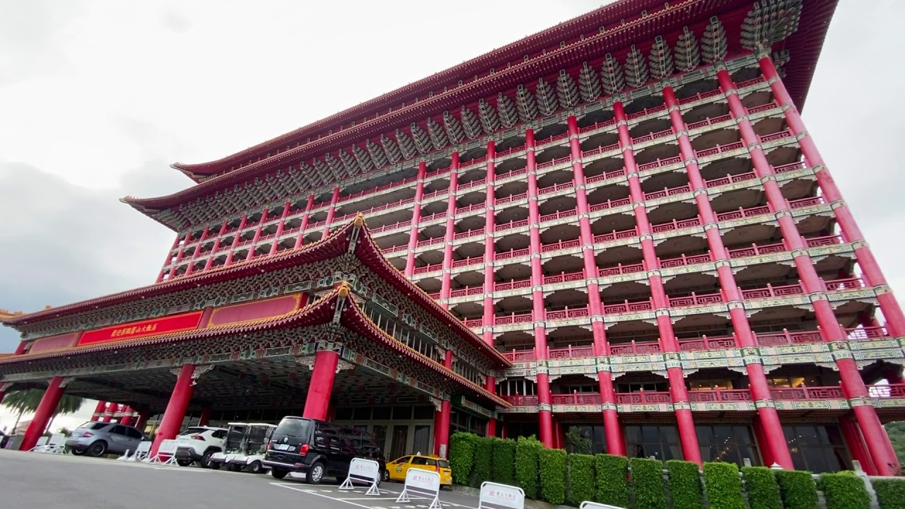 The Grand Hotel. Taipei. Taiwan?? - YouTube