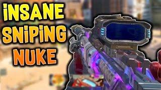 THE BEST NUKE I'VE GOTTEN..! | Black Ops 3 (Sniping Nuclear) | TBNRKENWORTH