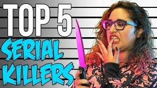 The Deadliest Top 5 Serial Killers of All Time // Dark 5 | Snarled