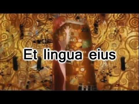 Elfen Lied OP Full - Lilium Lyrics on Screen