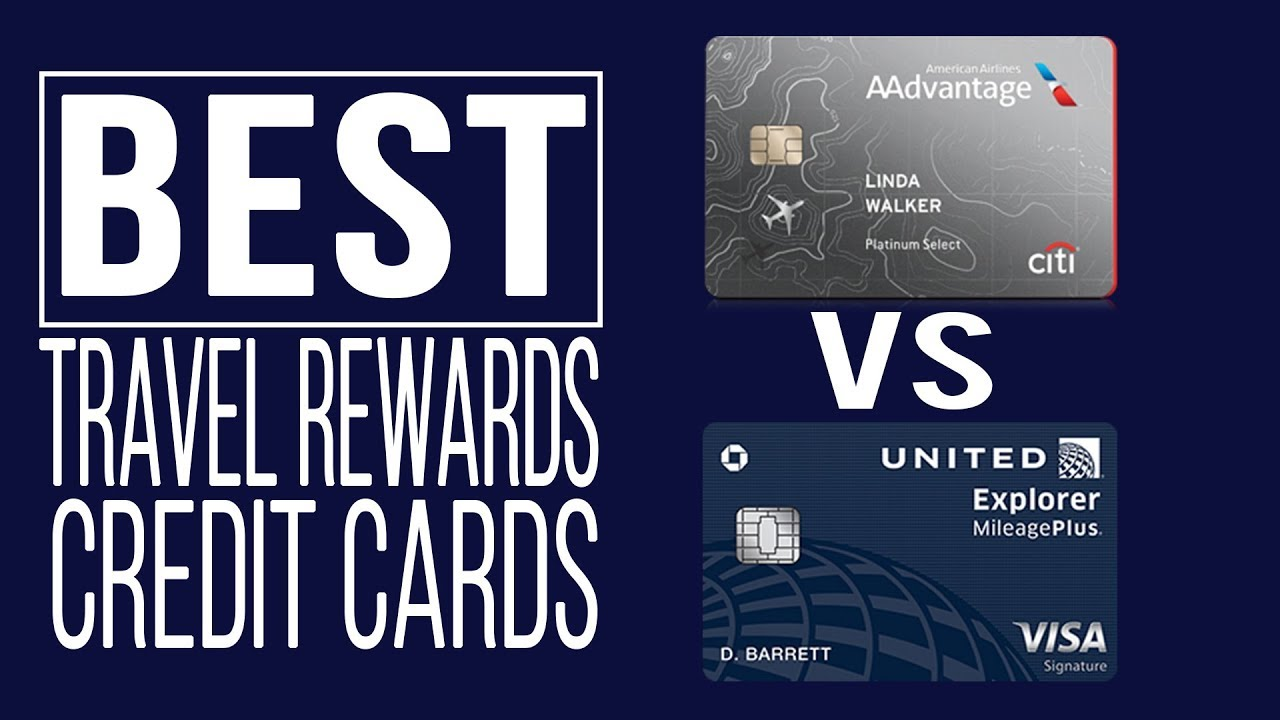 United Credit Card Customer Service American Airlines Aadvantage Card Vs United Explorer Card Which Credit Card Is Better