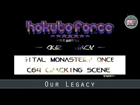 Our Legacy by Hokuto Force, 2018 | C64 Cracktro
