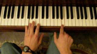 Concerning Hobbits - Piano TUTORIAL(part 2)