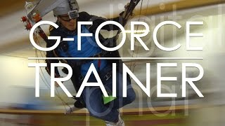 Blackout in G-Force Training at 6,8g