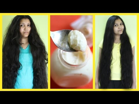 Hair Straightening at home (natural ingredients/without heat)100% works