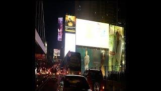 Anarchy of billboards in Metro Manila