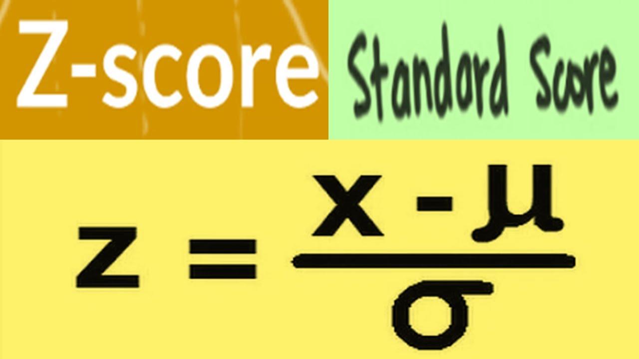 Statistics: Z score or Standard score in Urdu Hindi Saima Academy