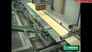 TEKNIKA MEKANIKA DALSO automatyzacja produkcji deski podłogowej boazeri