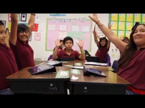 Samsung School Transforms Learning at Eloy Intermediate School