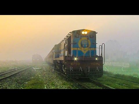 Exploring the Metre Gauge in the North : Indian Railways