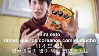 Oppa coreanO RAMEN