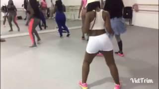 "Queen Of Dance: Empress Cece | Soca-N-Sweat x After Class | Ricky T & Eempey Slicker ""Freaky Girls"""