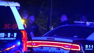 Man in stolen truck arrested after chase