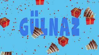 İyi ki doğdun GÜLNAZ - İsme Özel Ankara Havası Doğum Günü Şarkısı (FULL VERSİYON) (REKLAMSIZ)