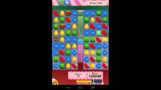 Candy Crush Saga Level 16 Walkthrough