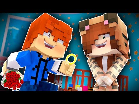 Minecraft Daycare - TINA'S FIANCE !? (Minecraft Roleplay) thumbnail