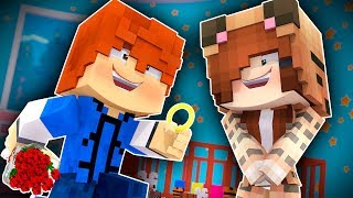 Minecraft Daycare - TINA'S FIANCE !? (Minecraft Roleplay)