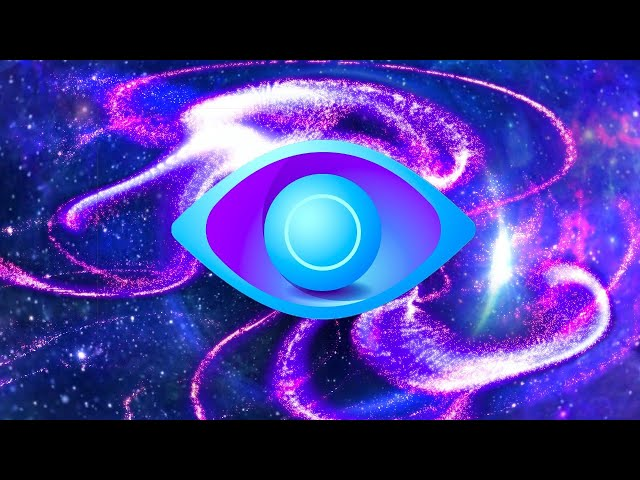 852 Hz Pineal Gland Activation ! Miracle Energy Healing ! Let Go Worries ! Manifest Sleep Meditation