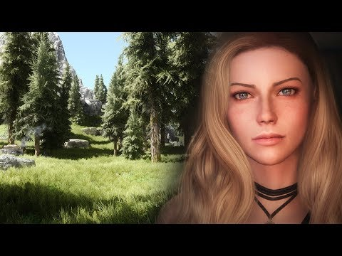 How To Make Skyrim Look Like It Was Made in 2030 thumbnail