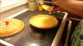 How To Make Vinegar Pie.
