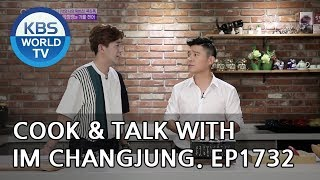 Cook and Talk with Im Changjung [Entertainment Weekly/2018.10.08]