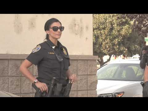 She goes from 0 to 100 real quick!  - Bakersfield PD 1st amendment audit photography