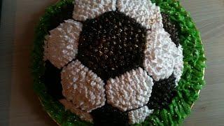 (^ - ^)  Fußball Torte    (^ - ^)    كعكة كرة القدم    (^ - ^)