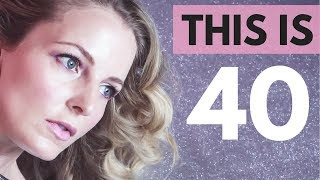 Ten Changes You'll Notice After Turning 40 | Real Talk #4