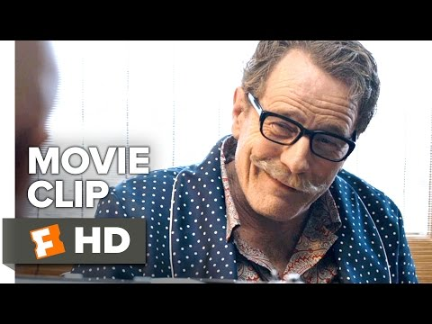 Trumbo Movie CLIP - It Simply Lacks Genius (2015) - Bryan Cranston, Christian Berkel Drama HD