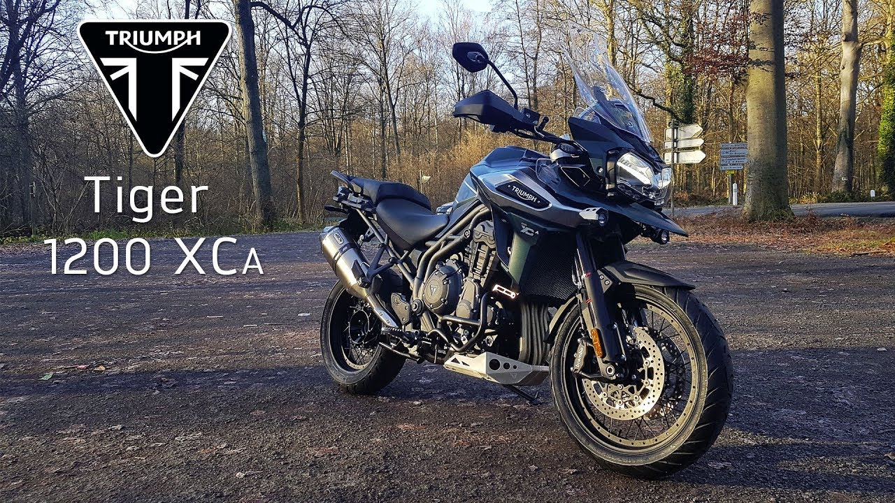 test de la triumph tiger 1200 xca 2018 mes premi res. Black Bedroom Furniture Sets. Home Design Ideas
