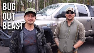 A Green Beret's Bug Out Rig - Fieldcraft Survival Mike Glover's Big Dodge Ram 2500