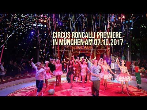 Circus Roncalli Premiere 2017 in München: