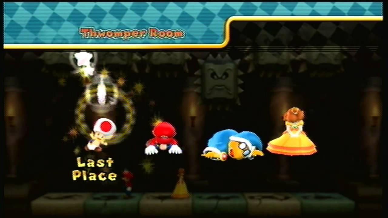 Mario Party 6 Blooper S Cooper