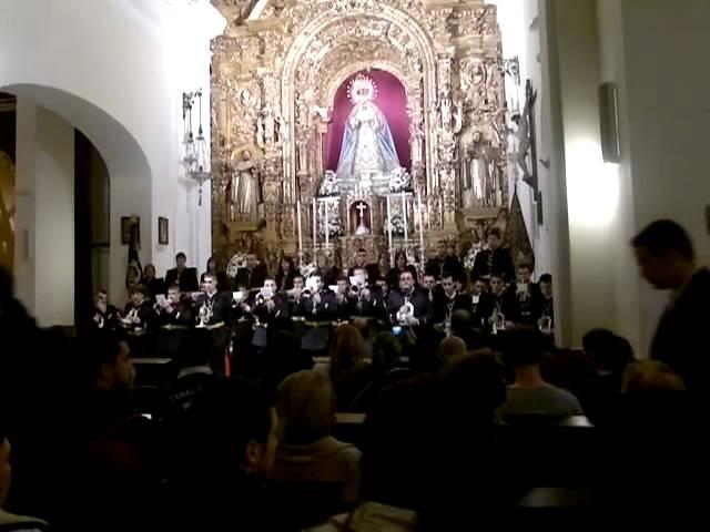Saeta. CCTT Ntra. Sra. de los Dolores y la Soledad. Alhama de Murcia