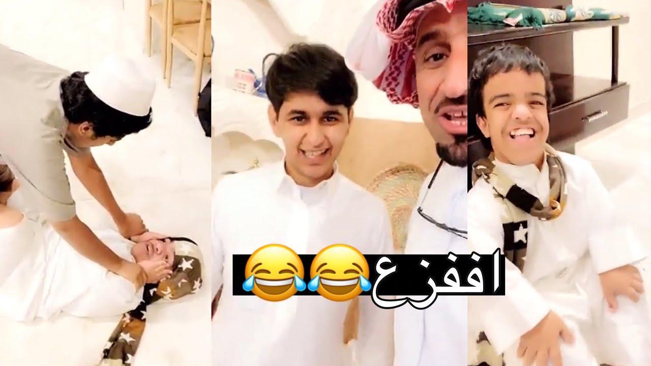 القناص الماهر و ابو محاله في الرياض لايفوتكم الضحك😂😂😂👍🏼