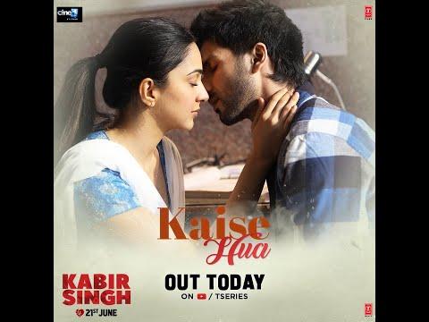 kabir-singh-fifth-song:-kaise-hua-|-released-|-vishal-mishra-|-manoj-muntashir-|-t-series-|-shaihd-k