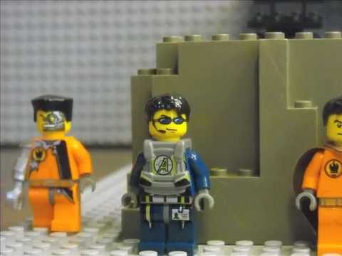 Lego Agents Mission 5 Part 2 - YouTube